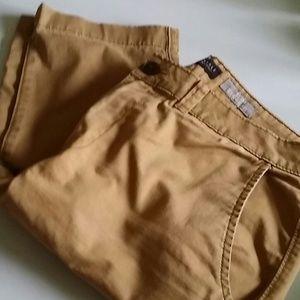 Aeropostale Pants in Tan